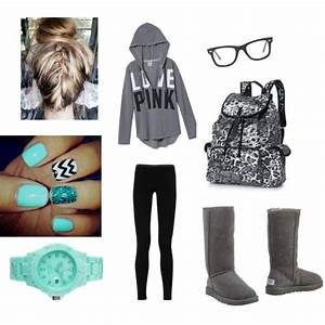 U0026quot;back to school outfitu0026quot; by megan-136 on Polyvore | My Style | Pinterest | School outfits Lazy ...