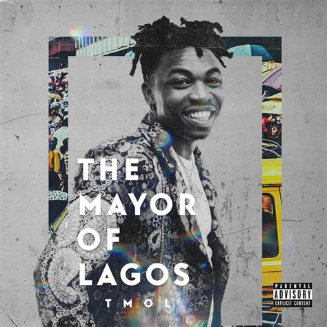 [ALBUM ARTWORK + TRACKLIST] Mayorkun - The Mayor of Lagos ...