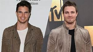 Robbie Amell, Stephen Amell Producing, Starring in 'Code 8 ...