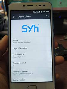Syh Young Y53  Firmware 100  Fix