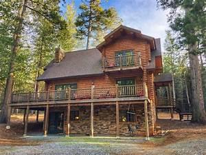 5 Star Luxury Log Cabin Getaway Cabanes Louer
