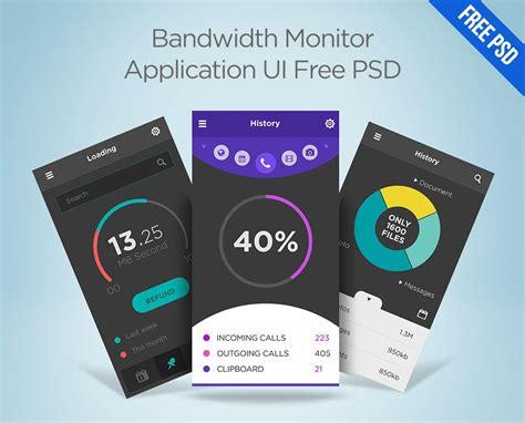app template psd free mobile app ui psd designs 187 css author