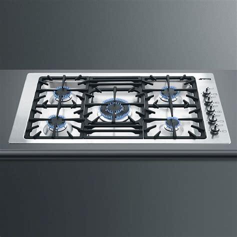 smeg pgfux   gas cooktop classic design castle kitchens canada