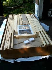 heartland stratford saltbox shed kit build day one nebulous
