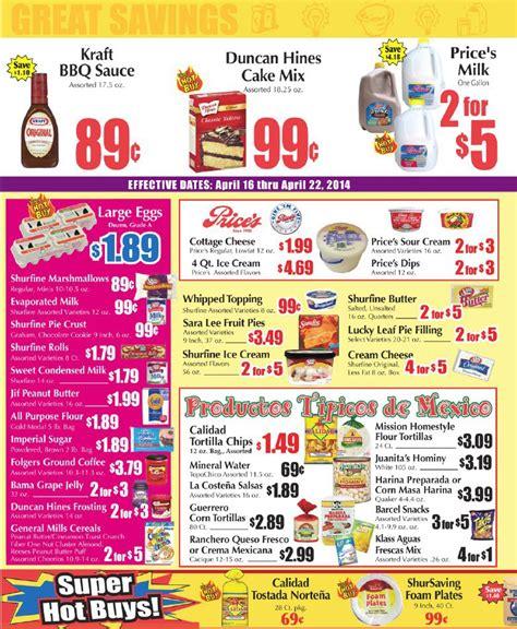 weekly ad food city supermarkets el paso texas