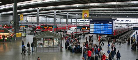 berlin hauptbahnhof post munich hbf station a brief guide for travellers