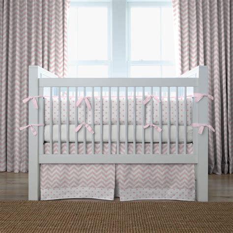Elephant Nursery Lamp by Pink Chevron And Dots Crib Bedding Carousel Designs