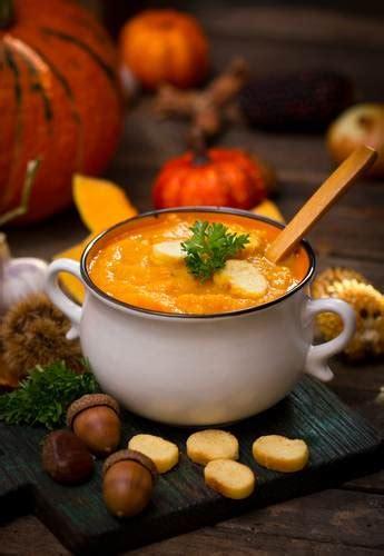 recette soupe potimarron facile