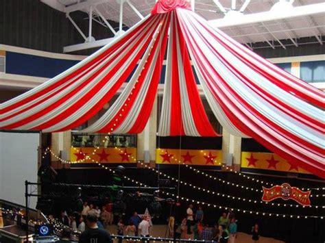 circus theme decorating ideas circus prom decorations
