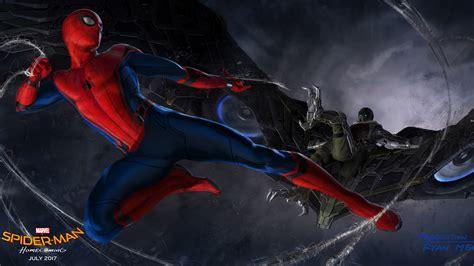 wallpaper spider man homecoming spider man superhero