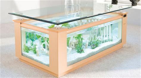 Aquarium Als Tisch by Das Tisch Aquarium