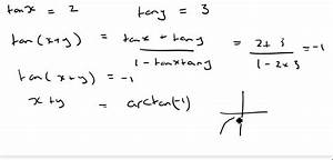 Ib Hl Exam Questions - Trigonometric Equations