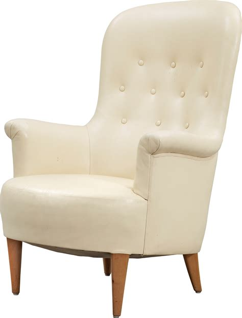 Transparent Armchair by White Armchair Png Image Png Image With Transparent