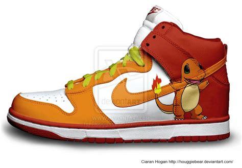 Nike Sb Dunk Cartoon Shoes