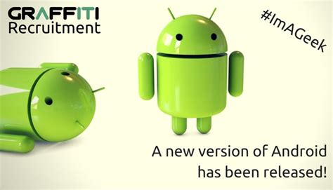 newest android operating system new android operating system takes graffiti recruitment