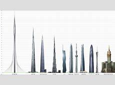 DUBAI Dubai Creek Tower 1300m+ 4265ft+ 210 fl U
