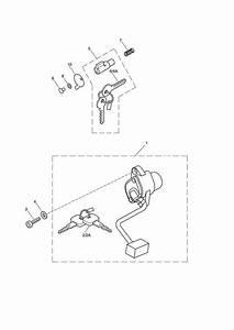 2016 Triumph Bonneville Washer  Steering Lock  Slv