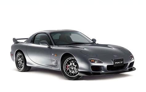 fastest mazda cars   time