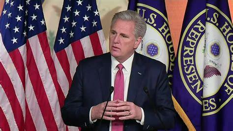 The National Desk - TND - House Minority Speaker McCarthy ...