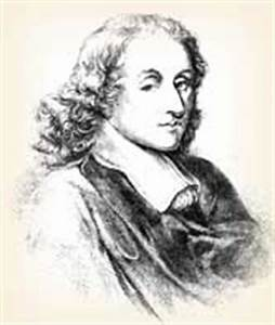 French Scientist Blaise Pascal - 1601-1700 Church History ...