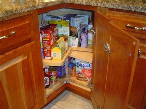 How To Adjust Lazy Susan Cabinet