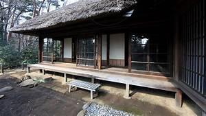 Plan Maison Japonaise : maison japonaise traditionnelle exterieur du japon et des fleurs ~ Melissatoandfro.com Idées de Décoration