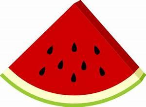 Watermelon Slice Clip Art - Cliparts.co