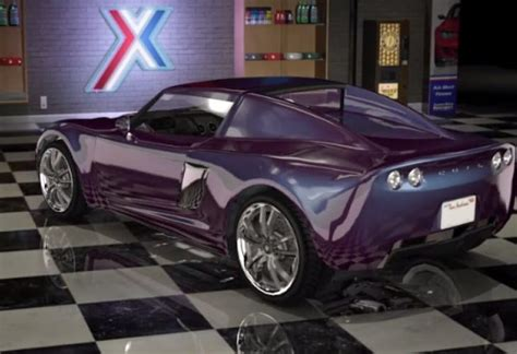 Gta V Cars List Starts With Rockstar Tease