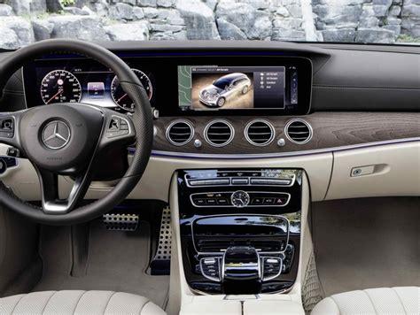 Mercedes Classe E Interni Mercedes Classe E All Terrain Tutto Quello Avreste
