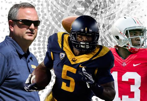 ohio state  cal  game preview land grant holy land