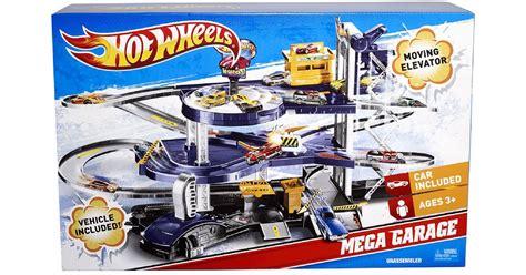 wheels mega garage kohl s wheels mega garage playset only 22 94