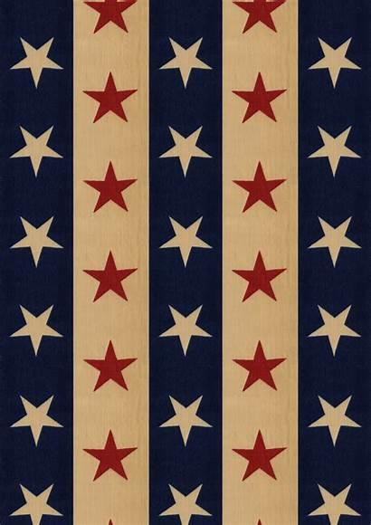 Stripes Stars Background Backgrounds 1890 Patriotic Printable