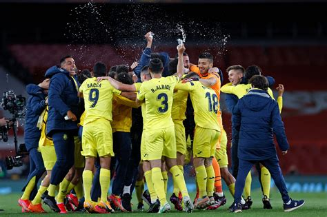 Man united finished 2nd in the premier league whereas villarreal finished 7th in la liga. Europa: Chukwueze Goes Off Injured As Villarreal Knock Arsenal Out, Set Up Final Clash Vs ...