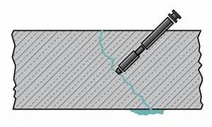 Fliesen Löcher Reparieren : risse im betonboden sanieren wohn design ~ Frokenaadalensverden.com Haus und Dekorationen