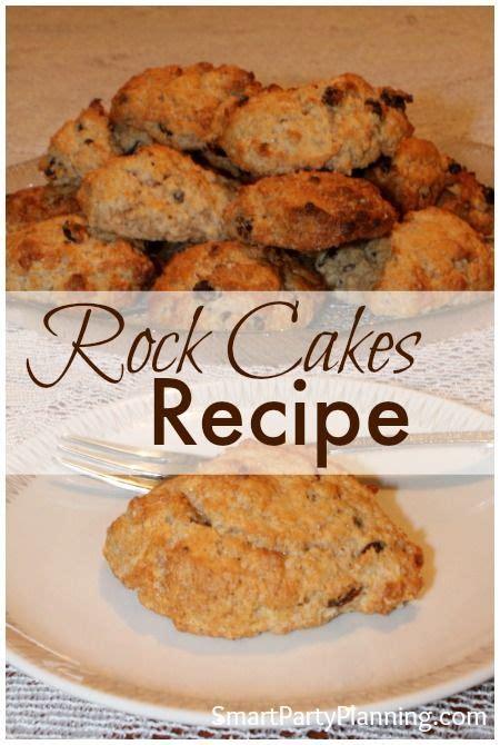 rock recipe rock cakes recipe cakes rocks and cake recipes