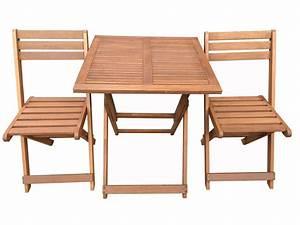 Table Et Chaise De Jardin En Bois : bien choisir un salon de jardin en bois pas cher conseils et prix ~ Teatrodelosmanantiales.com Idées de Décoration