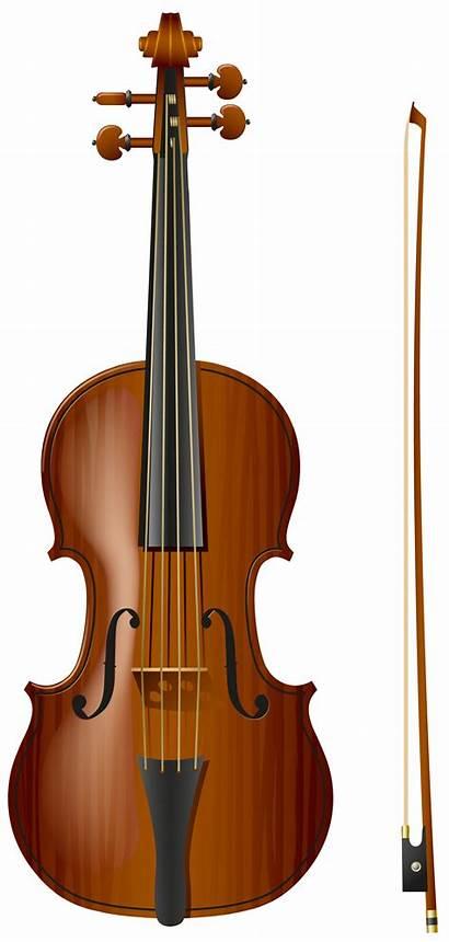 Violin Clipart Bow Transparent Orchestra Instrument Purepng