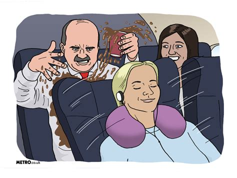 what does recline who recline their seats on planes are simply the