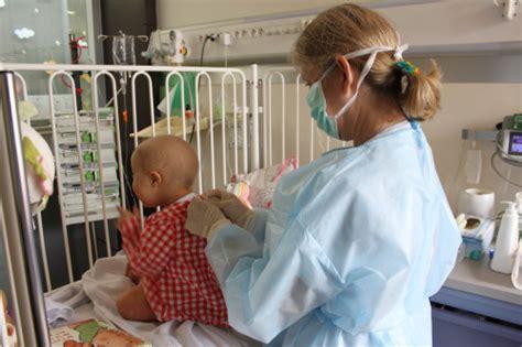 chambre sterile pour leucemie secteur protégé r3 ihope