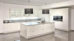 Küchen Modern Weiß : landhaus ~ Markanthonyermac.com Haus und Dekorationen