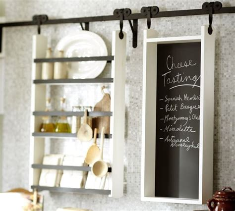Pottery Barn Living Room Ideas Pinterest by Kitchen Wall Storage Afreakatheart
