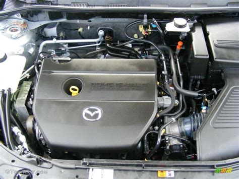 how cars engines work 2006 mazda mazda3 navigation system 2008 mazda mazda3 i touring sedan 2 0 liter dohc 16v vvt 4 cylinder engine photo 39137498