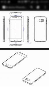 Alleged Samsung Galaxy S6 Diagrams Leaked
