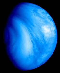 Pictures of Planet Venus