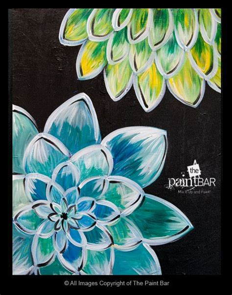 25 best ideas about three canvas painting on