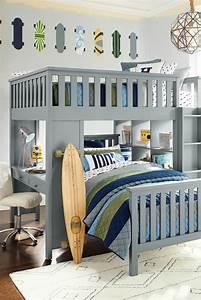 Coole Jugendzimmer Mit Hochbett : jugendzimmer mit hochbett 90 raumideen f r teenagers ~ Bigdaddyawards.com Haus und Dekorationen