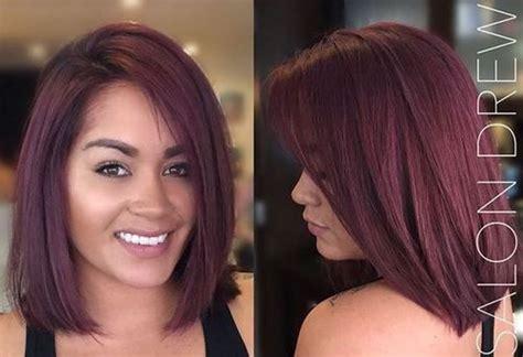Best 25+ Purple Brown Hair Ideas On Pinterest