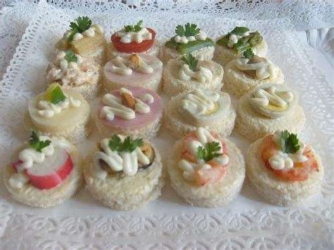 don de canapé fotos de canape fina cocteleria tapaditos pastelitos bodas