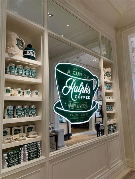 Shop all men's brands ». Ralph's Coffee - Upper East Side, New York City — City Nibbler