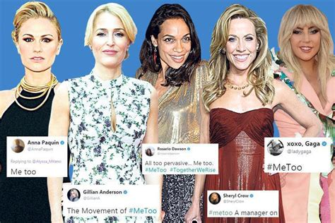 12 million women use '#metoo' hashtag to share sex attack ...